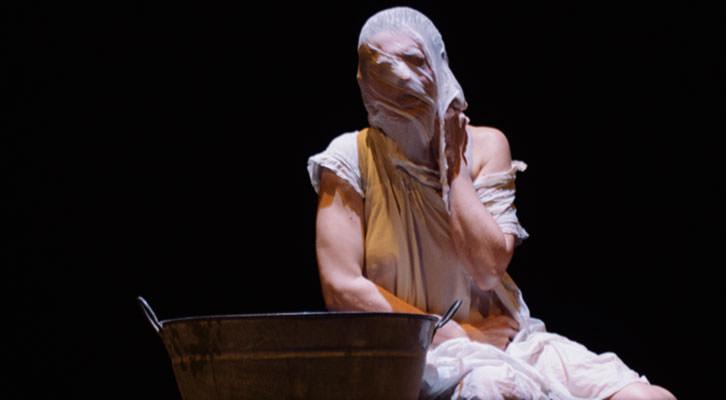 'La armonía del silencio'. Teatro Rialto.