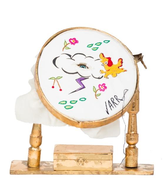 Obra de JARR. Imagen cortesía de Galería Cuatro.