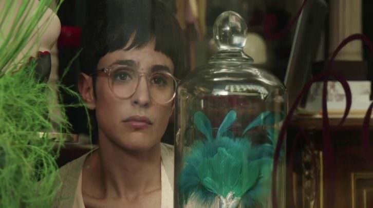 Fotograma de 'No culpes al karma de lo que te pasa por gilipollas', de María Ripoll. Cines ABC El Saler.