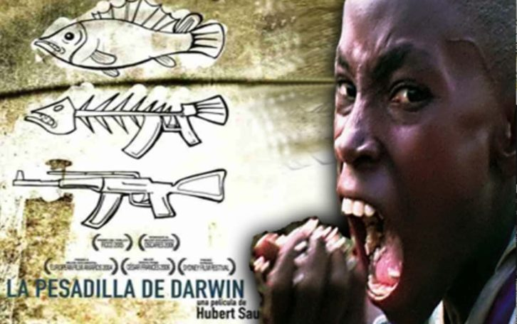 La pesadilla de Darwin.
