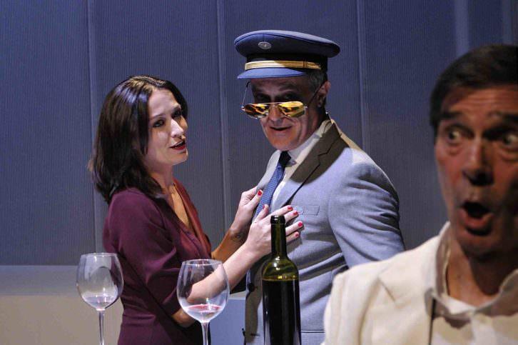 Milagro, de Tranvía Teatro y Teatro del Astillero. Imagen cortesía de Carme Teatre.