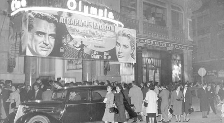 Centenario del Teatro Olympia.