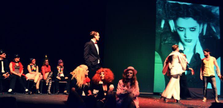 The Rocky Horror Picture Show, en Espai Rambleta. Fotografía: Malva.
