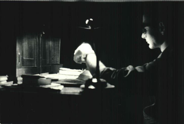 Joan F. Mira. Imagen cortesía Museu d'Etnologia.
