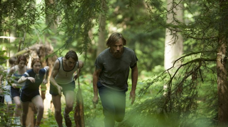 Fotograma de Captain Fantastic, de Matt Ross.