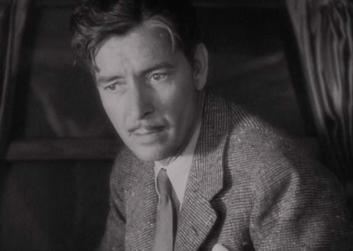 Ronald Colman en 'Horizontes perdidos', de Frank Capra.