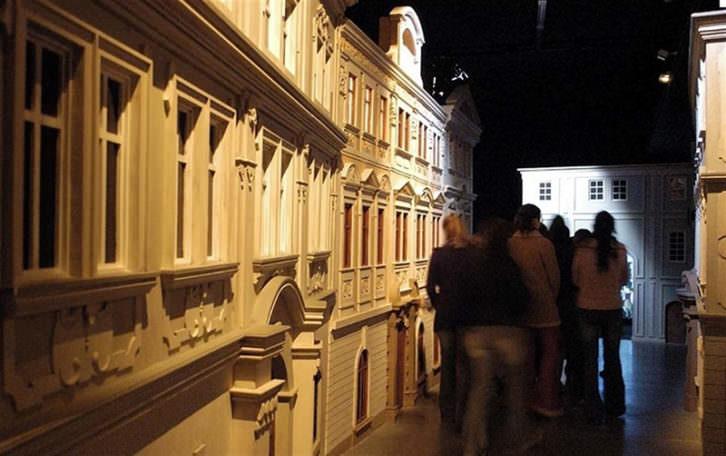 Exposición Permanente. Imagen cortesía del MuVIm.