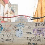 Alterar un muro, 2016 Bloques de hormigón 750 x 300 cm