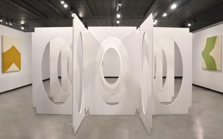 Vista de la exposición 'Estudio para objetos futuros', de Ana Esteve Llorens. Imagen cortesía de la autora.