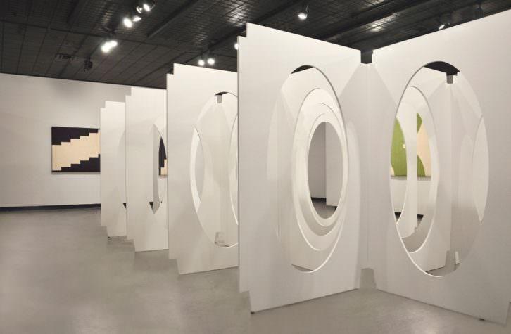 Vista de la exposición 'Estudios para objetos futuros', de Ana Esteve Llorens. Imagen cortesía de la autora.