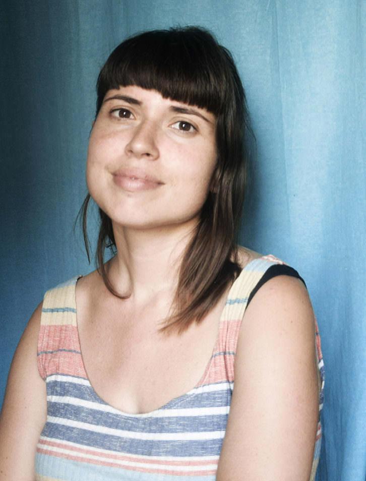Ana Penyas. Imagen cortesía de la autora.