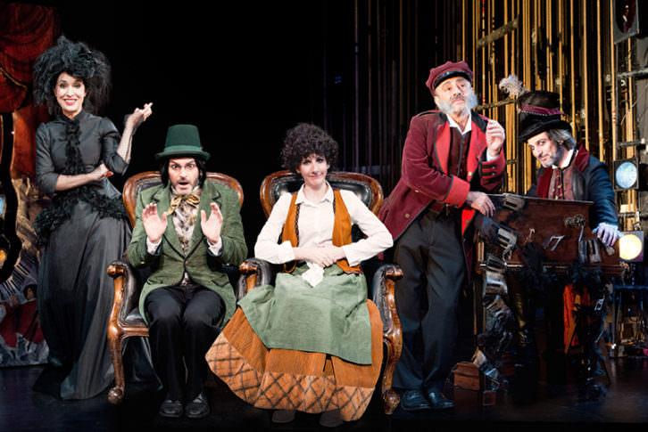 Atchúusss!!! Imagen cortesía de Teatro Olympia.