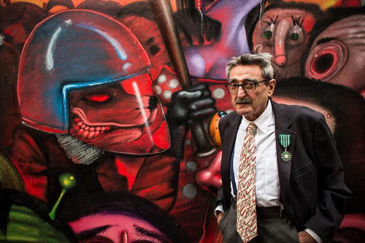 Carlos Pérez. Imagen cortesía del Centre del Carme.