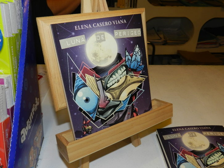 Luna de Perigeo, de Elena Casero.
