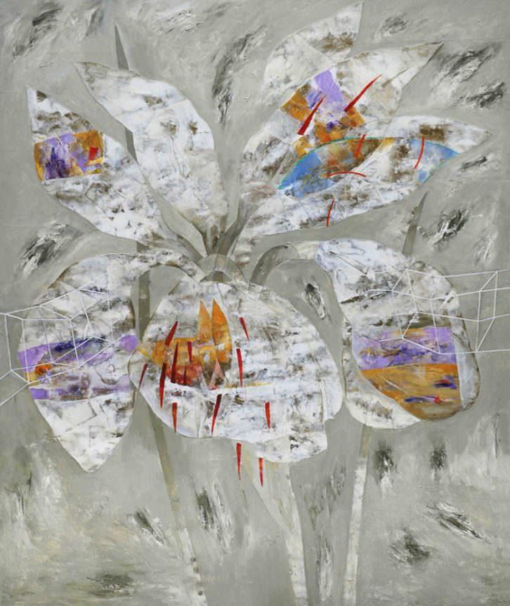 Desvaneciente, obra de Horacio Silva. Imagen cortesía de la galería Shiras.