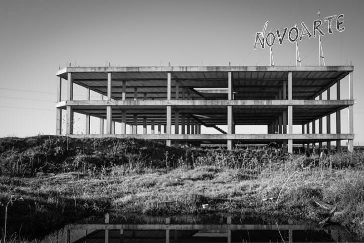 Lugares comunes, de Juan Sande. Imagen cortesía de No Words.
