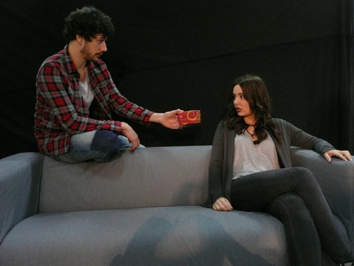 Escena de 'Más allá del puente'. Imagen cortesía de Zircó.