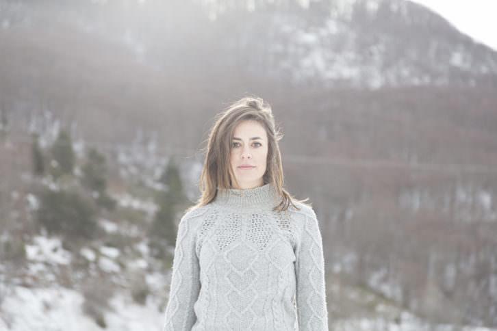 La cantante Maika Makovski. Imagen cortesía de Teatre El Musical.