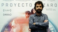 El director de cine Mateo Gil. Europa Press.