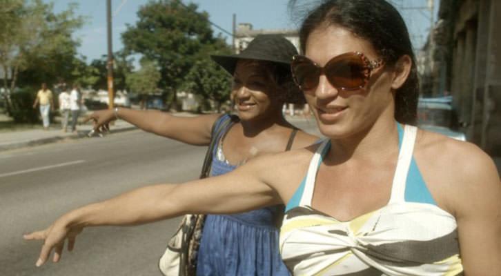 Fotograma de 'Transit Havana'.