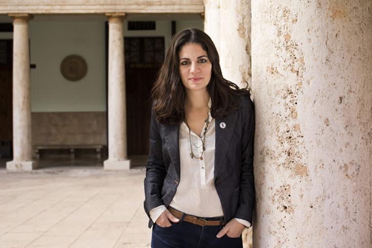 Sara Mansanet. Imagen cortesía de La Cabina.