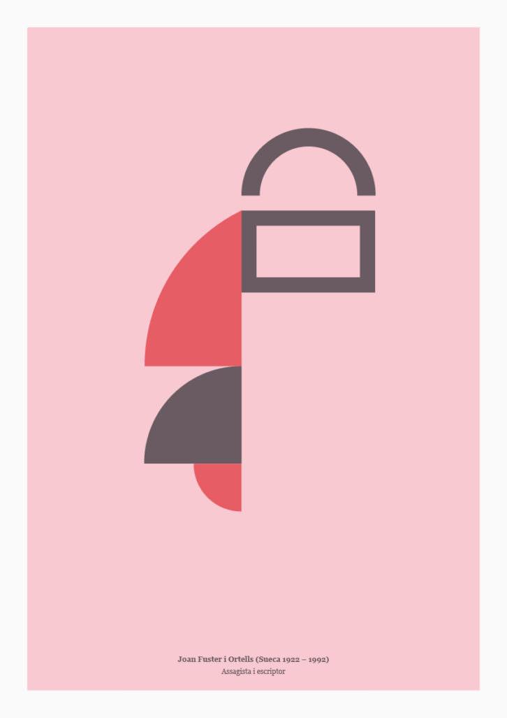 Diseño de Joan Fuster. Imagen cortesía Estudio 64.