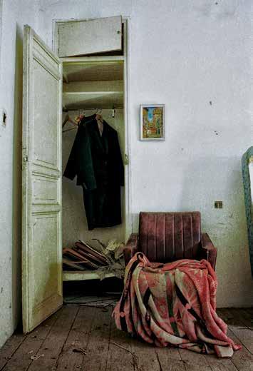 Imagen perteneciente a la serie 'Casa Rota', de Juan Carlos Gargiulo. Fotografía cortesía del museo.