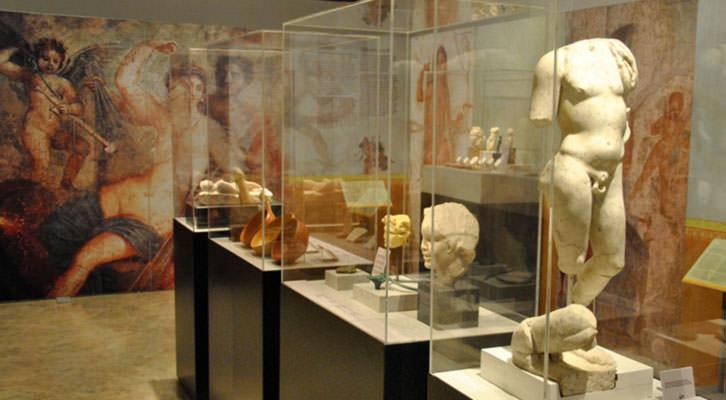 Escenas romanas.
