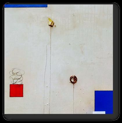 Imagen de la obra 'Tiges de Sal I', de Ximo Micó. Fotografía cortesía de Felicia Puerta.