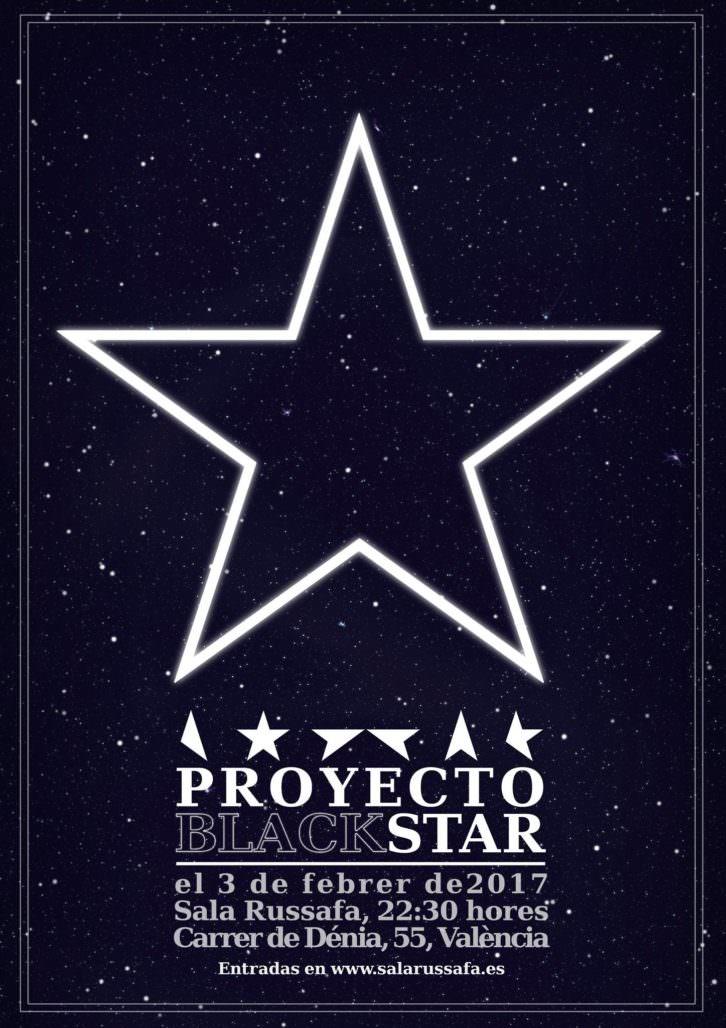 Blackstar Proyect. Imagen cortesía de Sala Russafa.