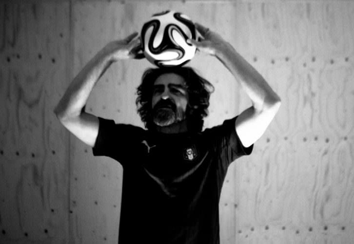 Who is me. Pasolini, de Àlex Rigola. Imagen cortesía de Las Naves.