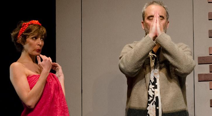 Vanessa Canoy Diego Braguinsky en Trio. Teatre Rialto.