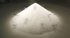 Imagen de la instalación 'Les Receptes', de Josep Ginestar. Fotografía cortesía de la galería.