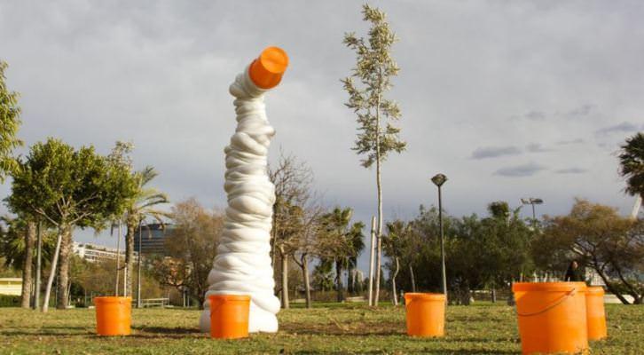 Imagen de Eclosión en Valencia. Artistas Julia Venske & Gregor Spänle.