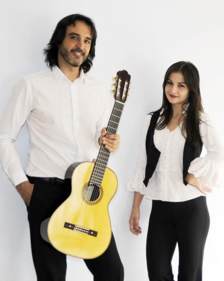 Toni Cotolí e Irene de la Rosa. Imagen cortesía de Estudio Loft Social.