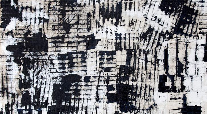 """Pieza de la exposición Remains. Imagen cortesía Centre Documentación d'Art Valencià Contemporani """"Romà de la Calle""""."""