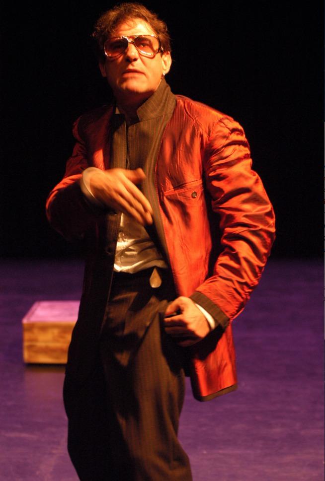 Sergi López. Imagen cortesía de Rambleta.