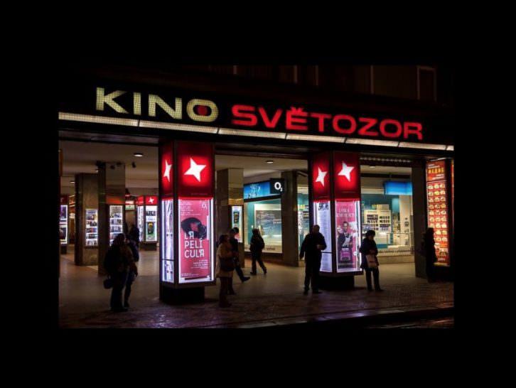 Cines Svetozor de Praga en Chequia. Imagen cortesía del Institut Valencià de Cultura.