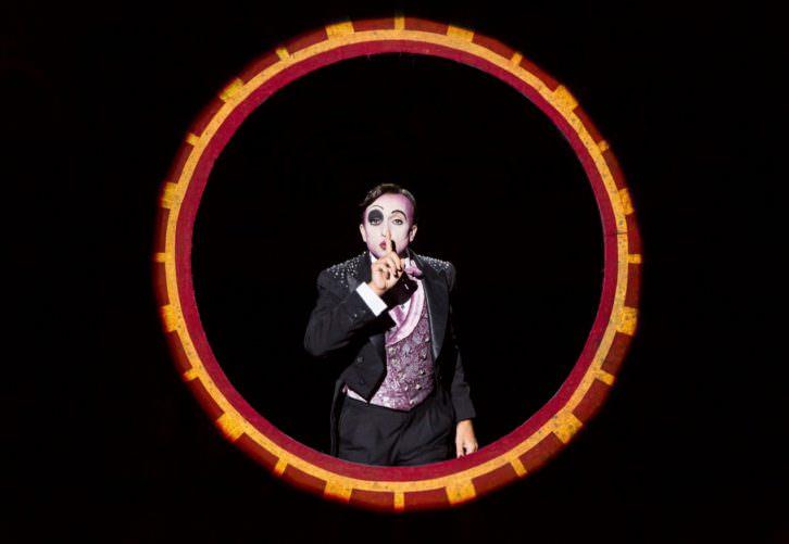 Cabaret. Imagen cortesía del Teatro Olympia.
