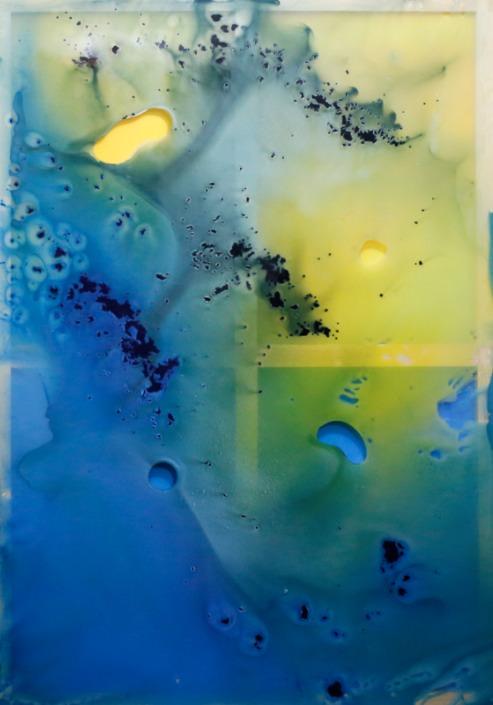 Obra de Cristina Gamón. Imagen cortesía de la autora.
