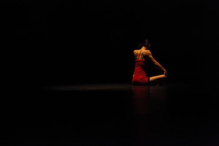 Howool Baek. Ganadora del IIII Certamen Coreográfico. Imagen cortesía de Festival 10 Sentidos.