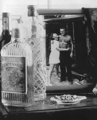 El poeta y novelista británico Malcolm Lowry supuso la génesis del ciclo 'Literatura & Alcohol', alumbrado por la revista Canibaal.