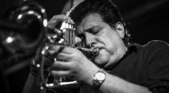 El trompetista Joe Magnarelli.