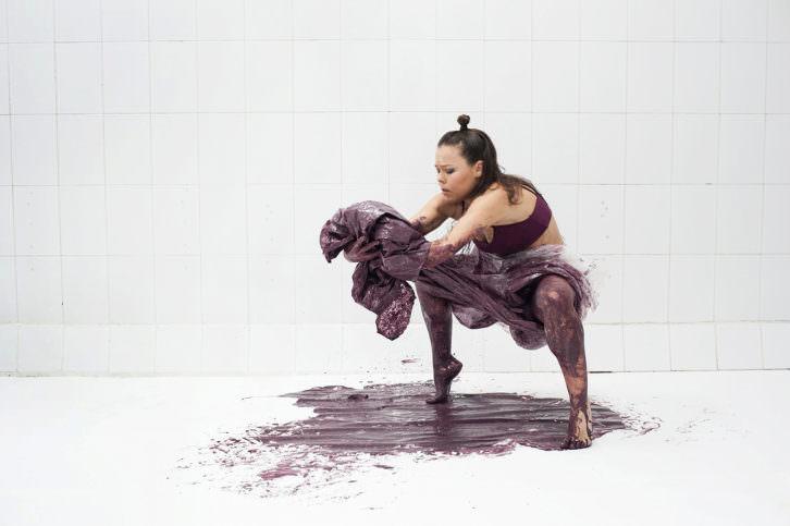 Rocío Molina. Imagen cortesía del TEM.