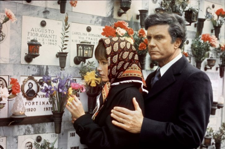 Fotograma de Fascinación, de Brian de Palma. Básicos Filmoteca.