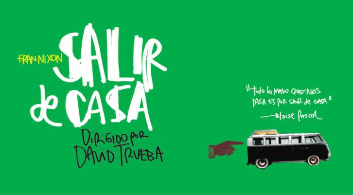 Cabecera del documental 'Salir de casa', de David Trueba. Imagen cortesía de Las Naves.
