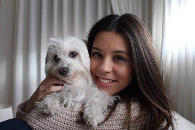 Beatriz Esteban. Imagen cortesía de la autora.