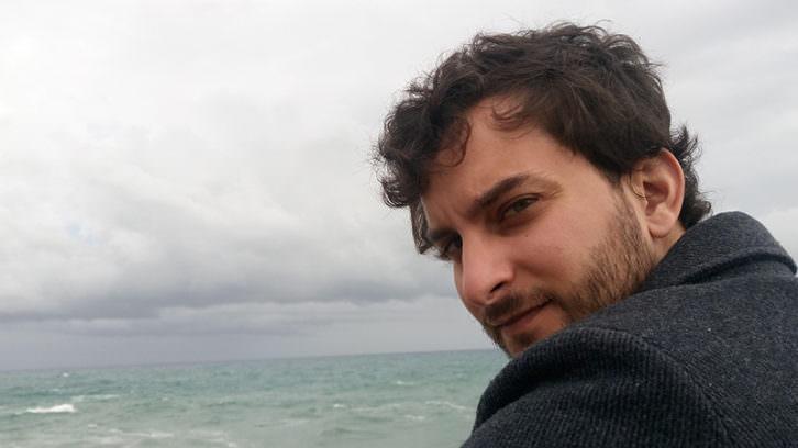 Alberto Haller. Imagen cortesía del autor.