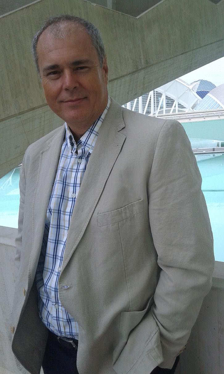 Ernest González. Imagen cortesía del autor.