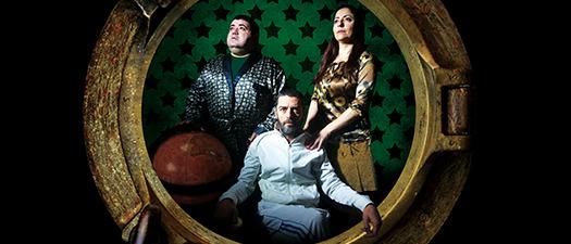 Els Esperantistes. Imagen cortesía de Teatre Micalet.